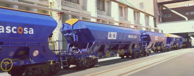 K+S setzt digitales Flottenmanagement mit SAP TM und leogistics rail um