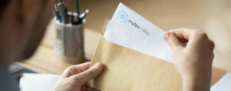 postal invitation
