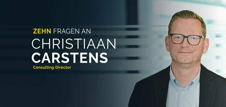 Portrait Christiaan Carstens