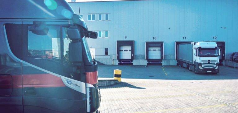 FSP01 Release: LKW vor Toren