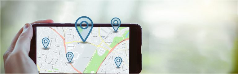 Bluetooth Direction Finding als Echtzeit-Tracking-Technologie auf dem Werksgelände